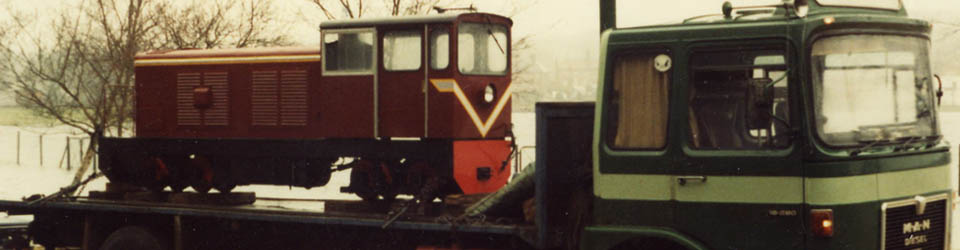 Ruislip Lido Railway in the early days