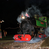 Mince Pie Specials 2011 - 'Mad Bess' at Woody Bay Station