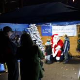Mince Pie Specials 2011 - Santa