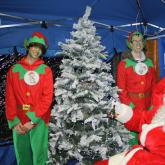 Mince Pie Specials 2011 - Santa & Elves