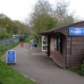 Ruislip Lido station building