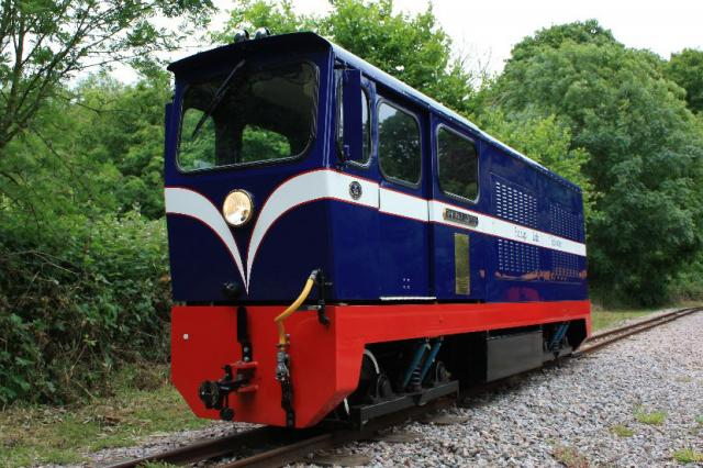Locomotive No.7 'Graham Alexander'