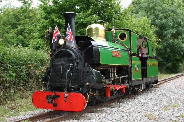 Locomotive No.6 'Mad Bess'