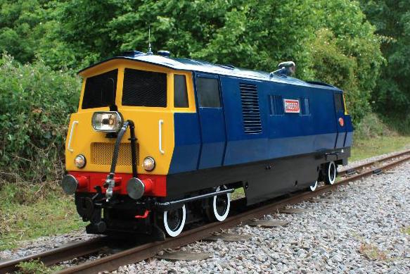Locomotive No.3 'Robert'