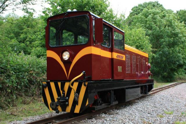 Locomotive No.5 'Lady of the Lakes'