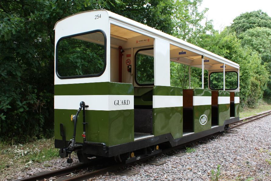 Covered Brake Van